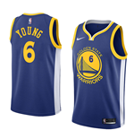 Camiseta Golden State Warriors Nick Young Nike Icon Edition Réplica