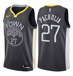 Camiseta Golden State Warriors Zaza Pachulia Nike Statement Edition Réplica