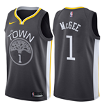 Camiseta Golden State Warriors Javale McGee Nike Statement Edition Réplica