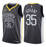 Camiseta Golden State Warriors Kevin Durant Nike Statement Edition Réplica