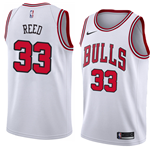 Camiseta Chicago Bulls Willie Reed Nike Statement Edition Réplica