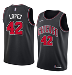 Camiseta Chicago Bulls Robin Lopez Nike Statement Edition Réplica