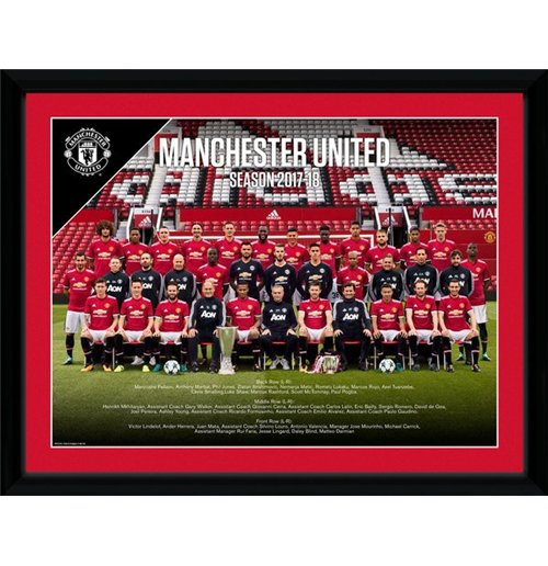 Poster Manchester United FC 297941
