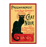 Poster Chat Noir 298096