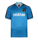 Camiseta Manchester City FC Home