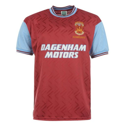 Camiseta West Ham United Home