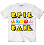 Camiseta Pac-Man de homem - Design: Epic Fail