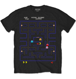 Camiseta Pac-Man de homem - Design: Game Screen