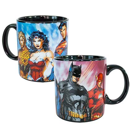 Caneca Justice League