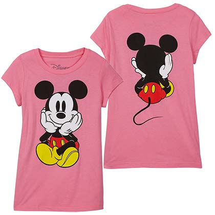 Camiseta Mickey Mouse