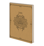 Caderno The Legend of Zelda 299309