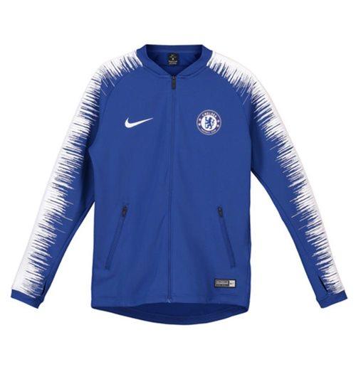 Compra Jaqueta Chelsea 2018-2019 (Azul escuro) Original 27521f0236360
