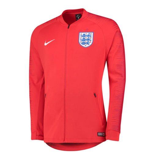 Compra Jaqueta Inglaterra Futebol 2018-2019 (Vermelho) Original 1cf3e5c58dccf