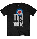 Camiseta The Who 299710
