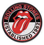 Logo The Rolling Stones - Design: Est. 1962