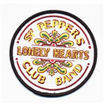 Logo Beatles - Design: Sgt Pepper Drum