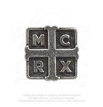 Broche My Chemical Romance - Design: Cross