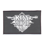 Logo Kiss - Design: Alive 35 Tour