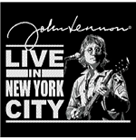 Logo John Lennon - Design: Live in New York City