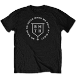 Camiseta Bring Me The Horizon de homem - Design: No Voice
