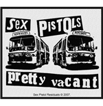 Logo Sex Pistols - Design: Pretty Vacant