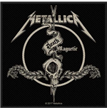 Logo Metallica - Design: Death Magnetic Arrow