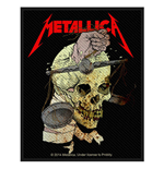 Logo Metallica - Design: Harvester of Sorrow