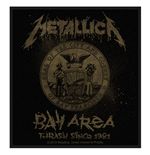 Logo Metallica - Design: Bay Area Thrash