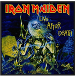 Logo Iron Maiden - Design: Live After Death