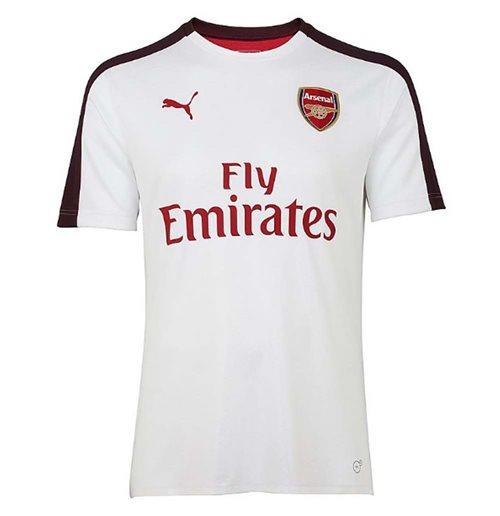 33c2fbfb8 Compra Camiseta 2018 2019 Arsenal 2018-2019 (Branco) Original