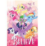 Poster My little pony 300338