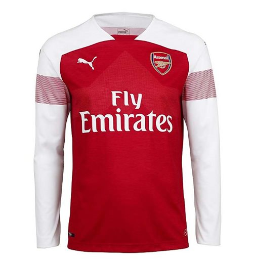 Camiseta 2018/2019 Arsenal 2018-2019 Home