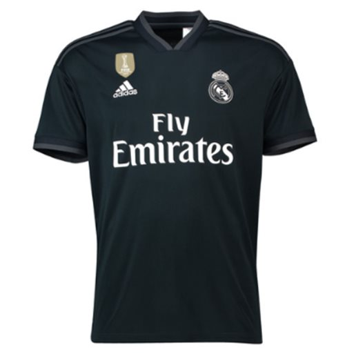 Camiseta 2018/2019 Real Madrid 2018-2019 Away