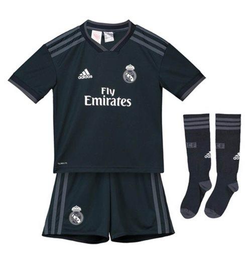 34648f960f Compra Roupa de futebol para criança Real Madrid 2018-2019 Away