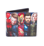 Carteira Marvel Superheroes 300469