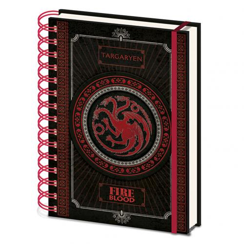 Agenda Game of Thrones 300534