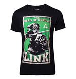 Camiseta The Legend of Zelda 300595