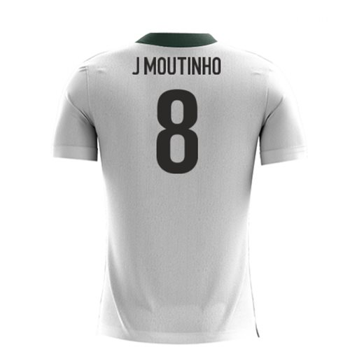 Compra Camiseta Portugal Futebol 2018-2019 Away Original . 4b7be444fc497
