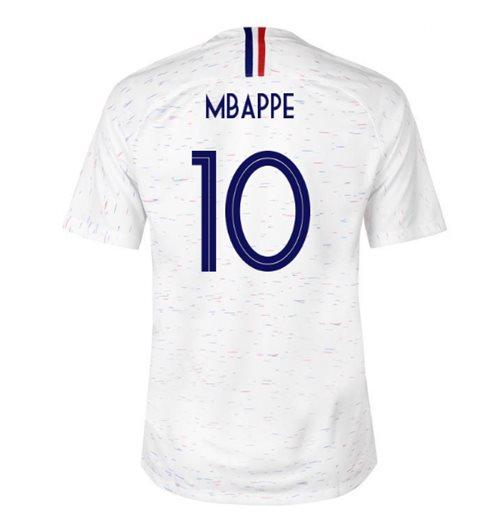 Compra Camiseta 2018 2019 França Futebol 2018-2019 Away Original d71c4812e5e09