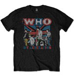 Camiseta The Who 301376