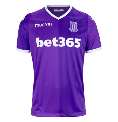 Camiseta 2018/2019 Stoke City 2018-2019 Away