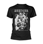 Camiseta Seether 302389