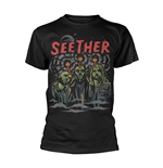 Camiseta Seether 302390