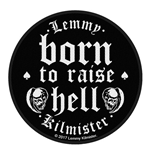 Logo Lemmy - Design: Born to Raise Hell