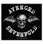 Logo Avenged Sevenfold - Design: Death Bat