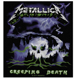 Logo Metallica - Design: Creeping Death