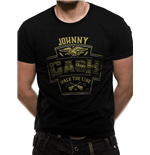 Camiseta Johnny Cash 302859