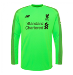 Camiseta 2018/2019 Liverpool FC 2018-2019 Away (Verde)