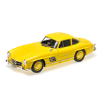 MERCEDES BENZ 300 SL W198I 1954 YELLOW