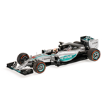 MERCEDES AMG W06 HYBRID LEWIS HAMILTON WINNER JAPANESE GP WORLD CHAMPION F1 2015